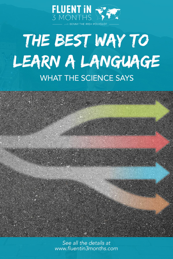 The Best Way to Learn a Language: What the Science Says