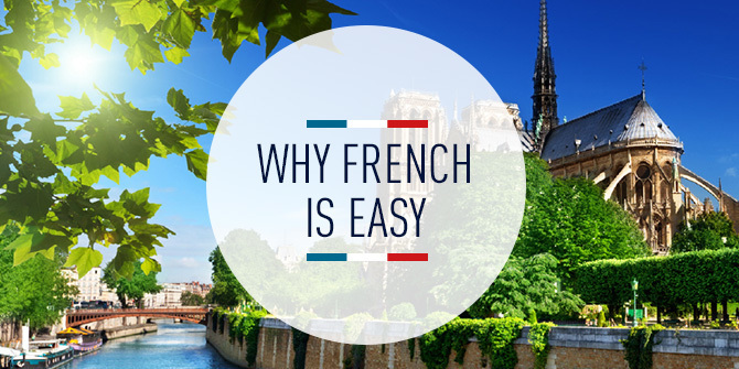 Why French is Easy