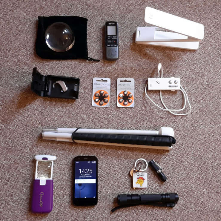 Equipment for Travel to Japan