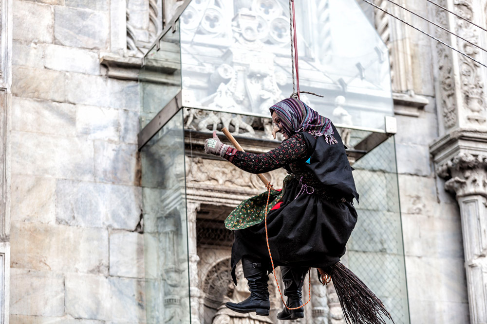 Christmas in Italy: the tradition of the Befana