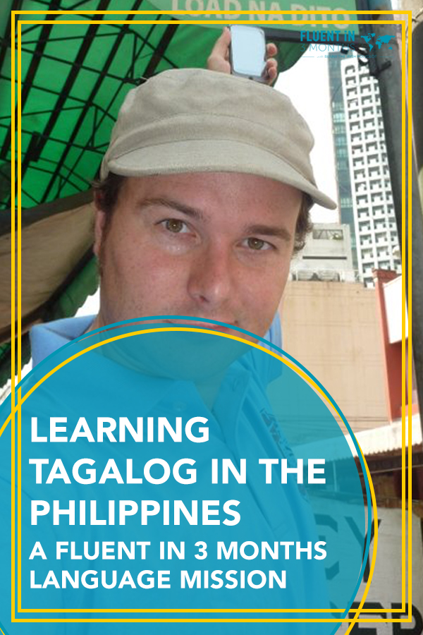 Tagalog: a fun language to learn in the Philippines!