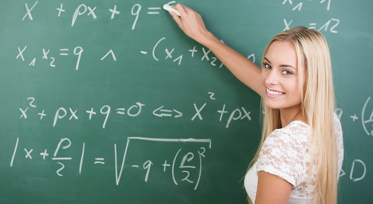 Maths and Language Learning