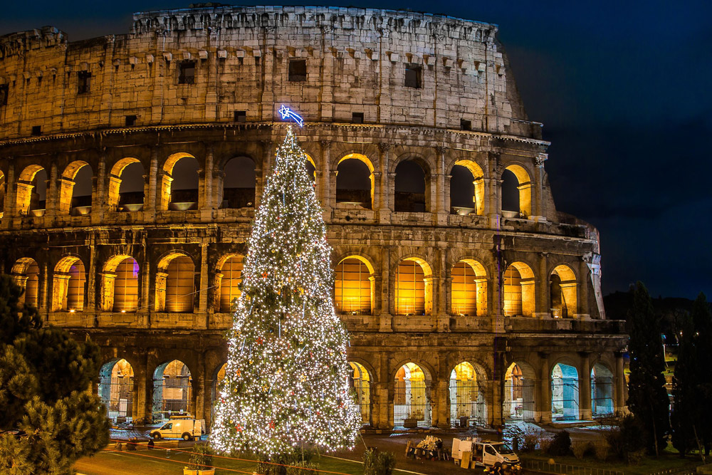 Merry Christmas in Italy