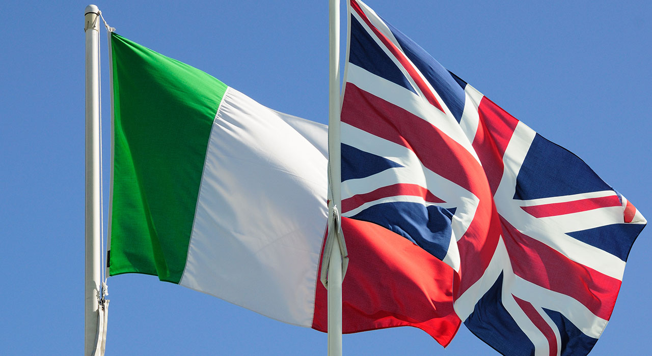 How I learned more Italian in London than in Italy