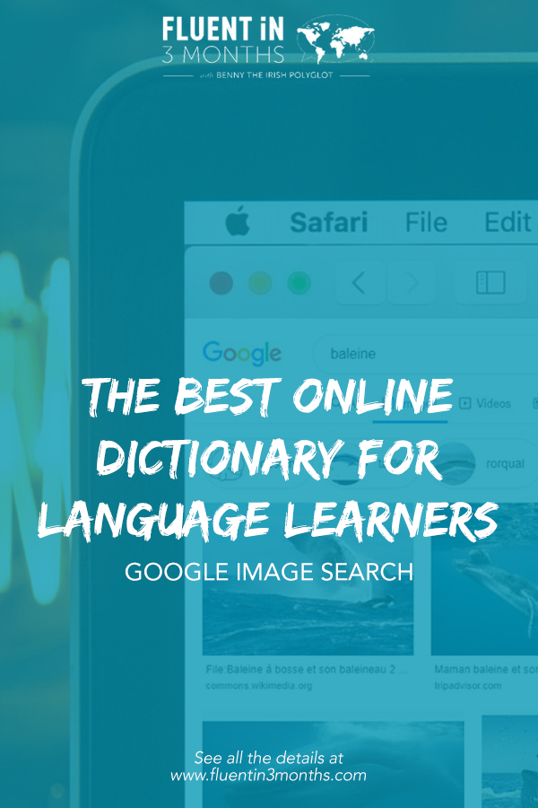 The best online dictionary for language learners