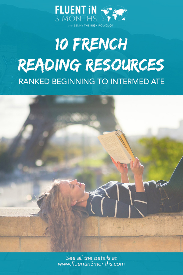 10 French Reading Resources and Exercises (Beginner to Intermediate)