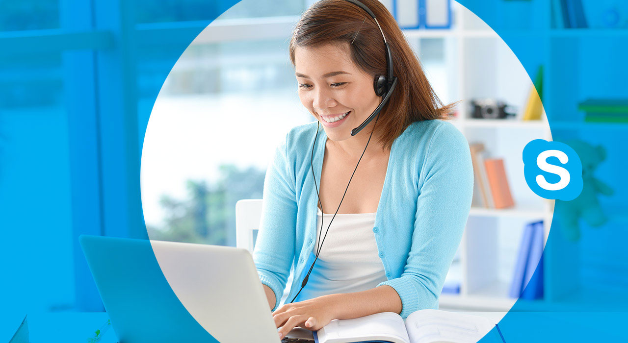 How to Use Skype to Learn Another Language