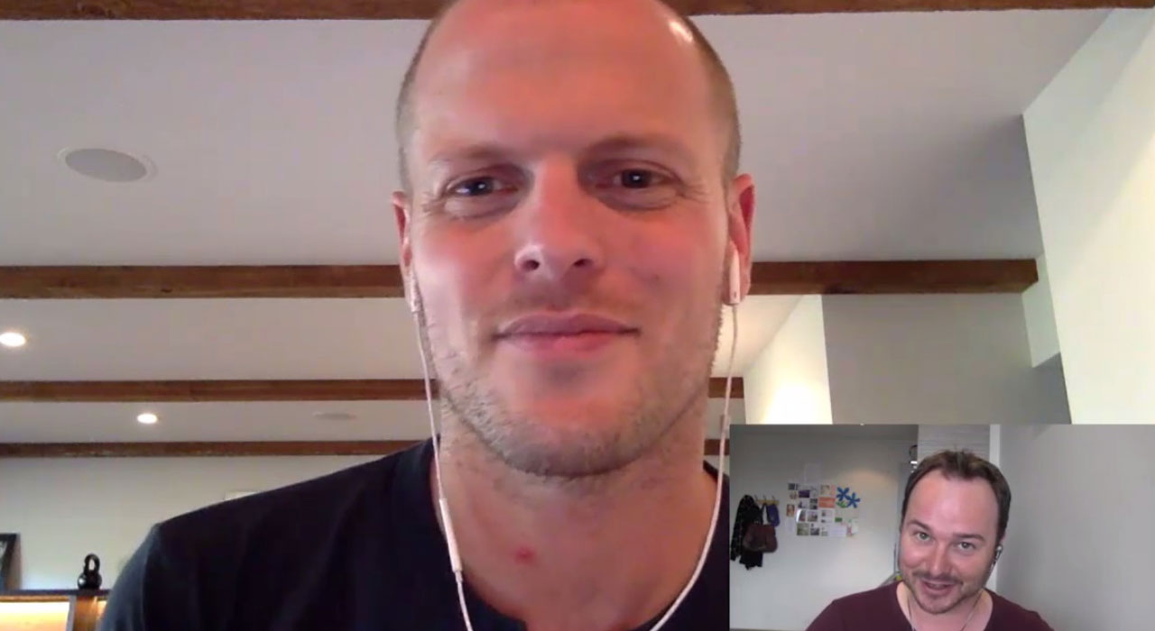Interview with Tim Ferriss: Intensive Language Learning and the Tim Ferriss Experiment